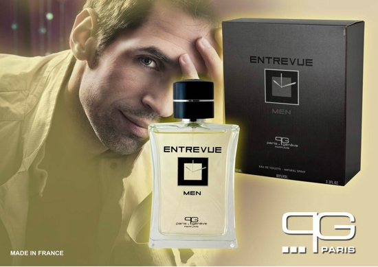 Entrevue for men